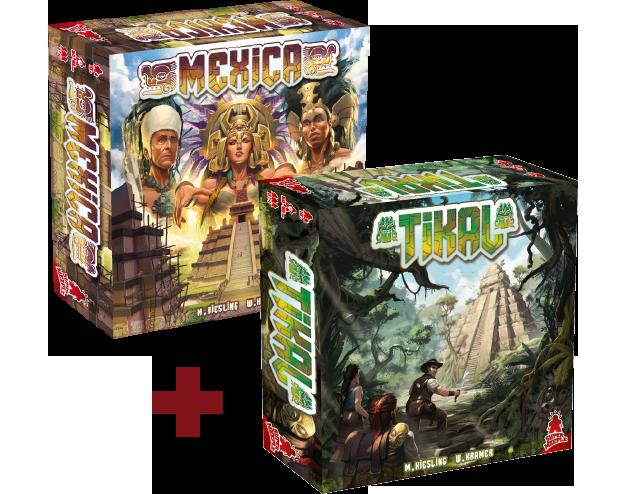 Mexica + Tikal
